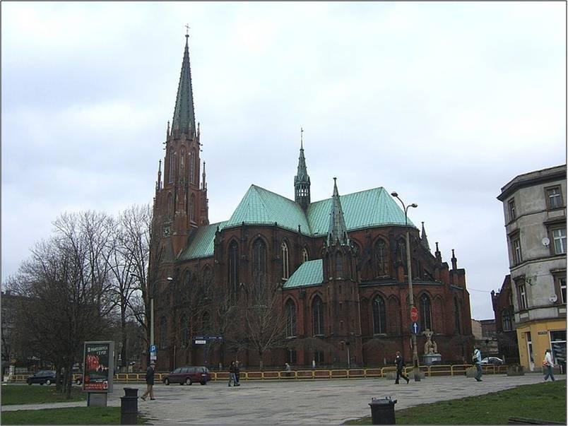 Dreifaltigkeitskirche Bytom