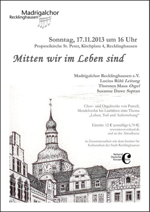 plakat herbst 2013