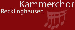 Kammerchor Recklinghausen