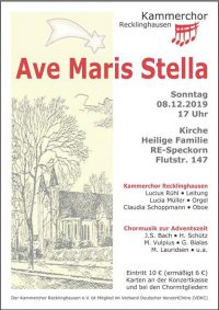 Ave maris stella